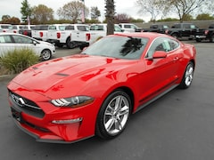 New Ford cars, trucks, and SUVs 2019 Ford Mustang EcoBoost Premium Coupe for sale near you in Corning, CA
