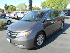 All new and used cars, trucks, and SUVs 2016 Honda Odyssey SUV for sale near you in Corning, CA