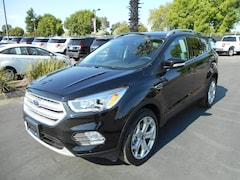 New Ford cars, trucks, and SUVs 2019 Ford Escape Titanium SUV for sale near you in Corning, CA