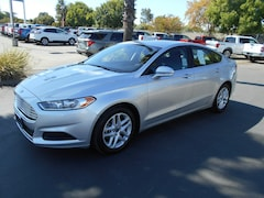 Used cars, trucks, and SUVs 2016 Ford Fusion SE Sedan for sale near you in Corning, CA