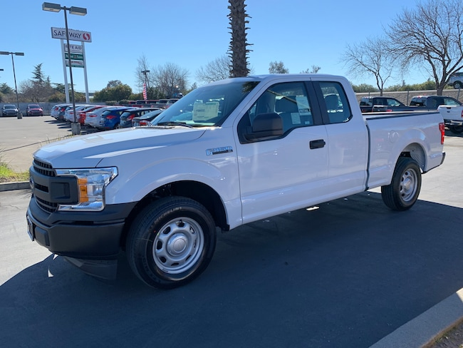 New 2019 Ford F-150 XL Super Cab 6 1/2 Bed Corning