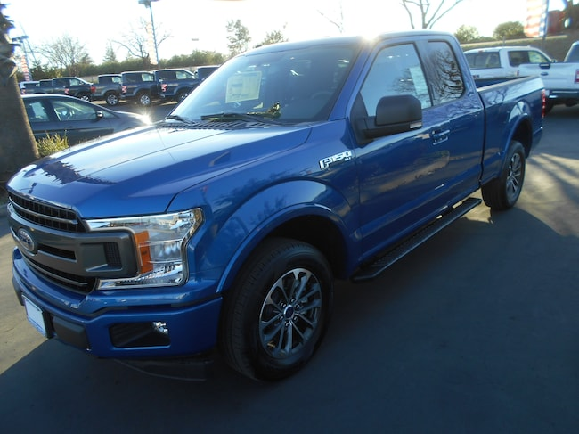 New 2018 Ford F-150 XLT Super Cab 6 1/2 Bed Corning