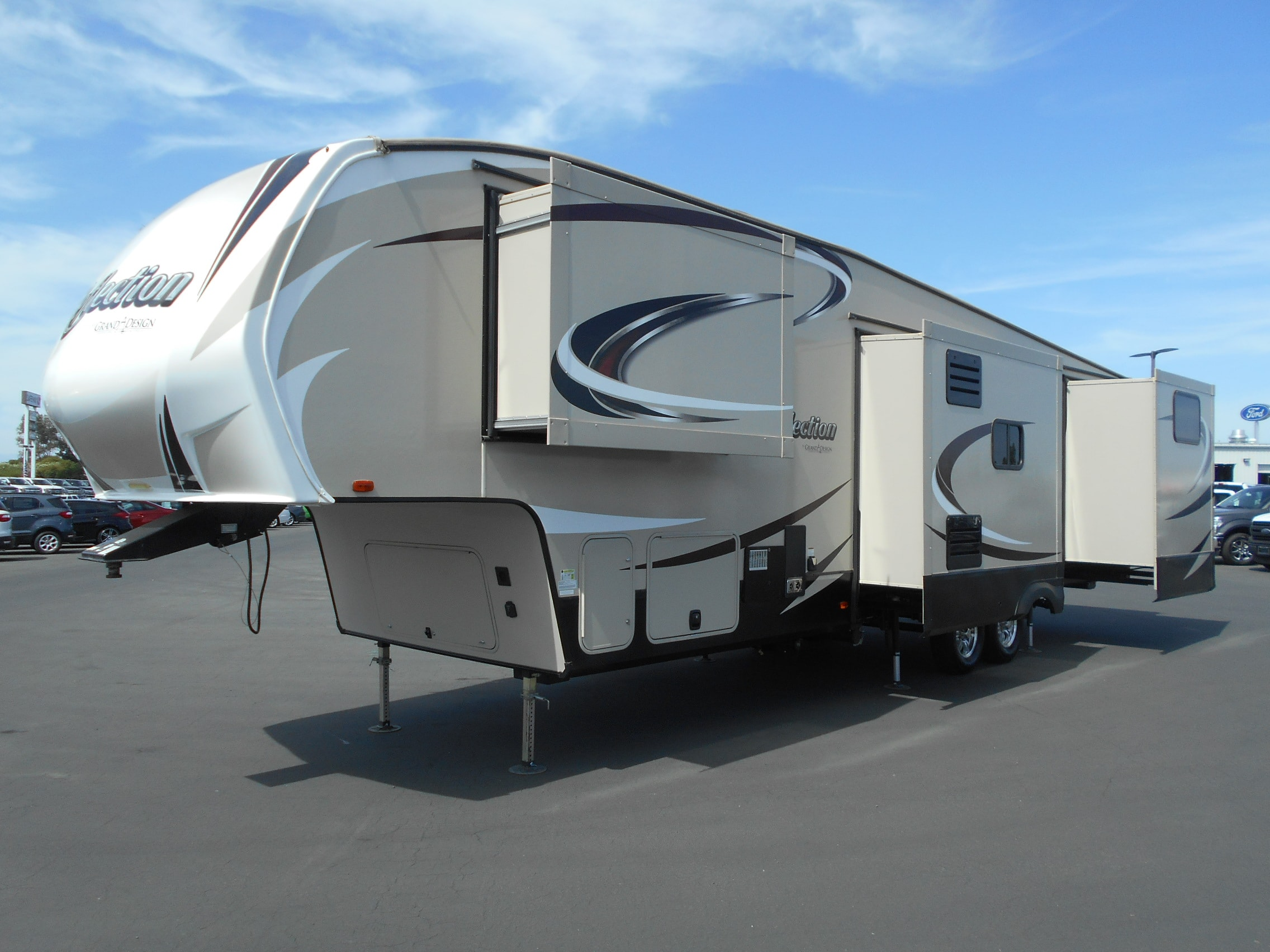 2017 Grand Design Reflection RV