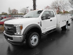 New Ford cars, trucks, and SUVs 2019 Ford F-550 Chassis XL SuperCab for sale near you in Corning, CA
