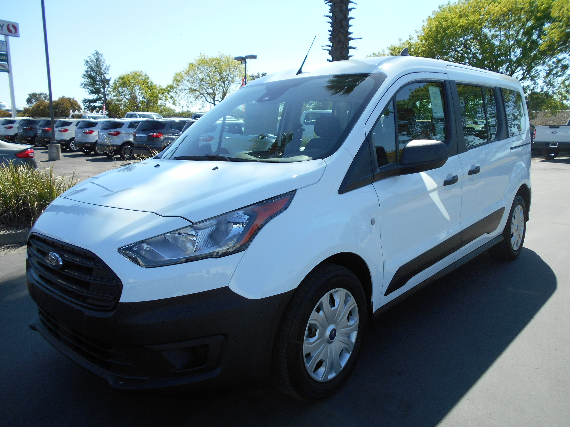 2021 Ford Transit Connect Wagon