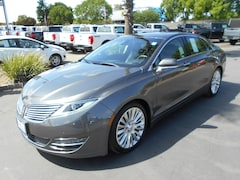 All new and used cars, trucks, and SUVs 2016 Lincoln MKZ Sedan for sale near you in Corning, CA