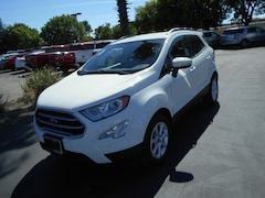 New Ford cars, trucks, and SUVs 2020 Ford EcoSport SE SUV for sale near you in Corning, CA