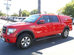 All new and used cars, trucks, and SUVs 2013 Ford F-150 FX4 Crew Cab 5 1/2 bed for sale near you in Corning, CA