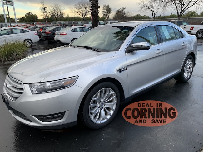 Used 2018 Ford Taurus Limited Sedan Corning