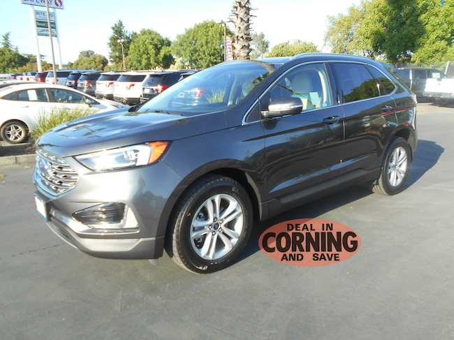 Used 2019 Ford Edge SEL SUV Corning