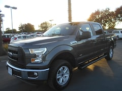 All new and used cars, trucks, and SUVs 2016 Ford F-150 XL Crew Cab 5 1/2 bed for sale near you in Corning, CA