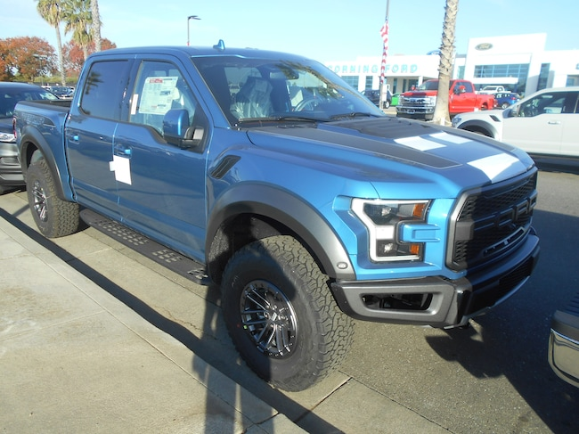 New 2020 Ford F-150 Raptor Crew Cab 5 1/2 bed Corning
