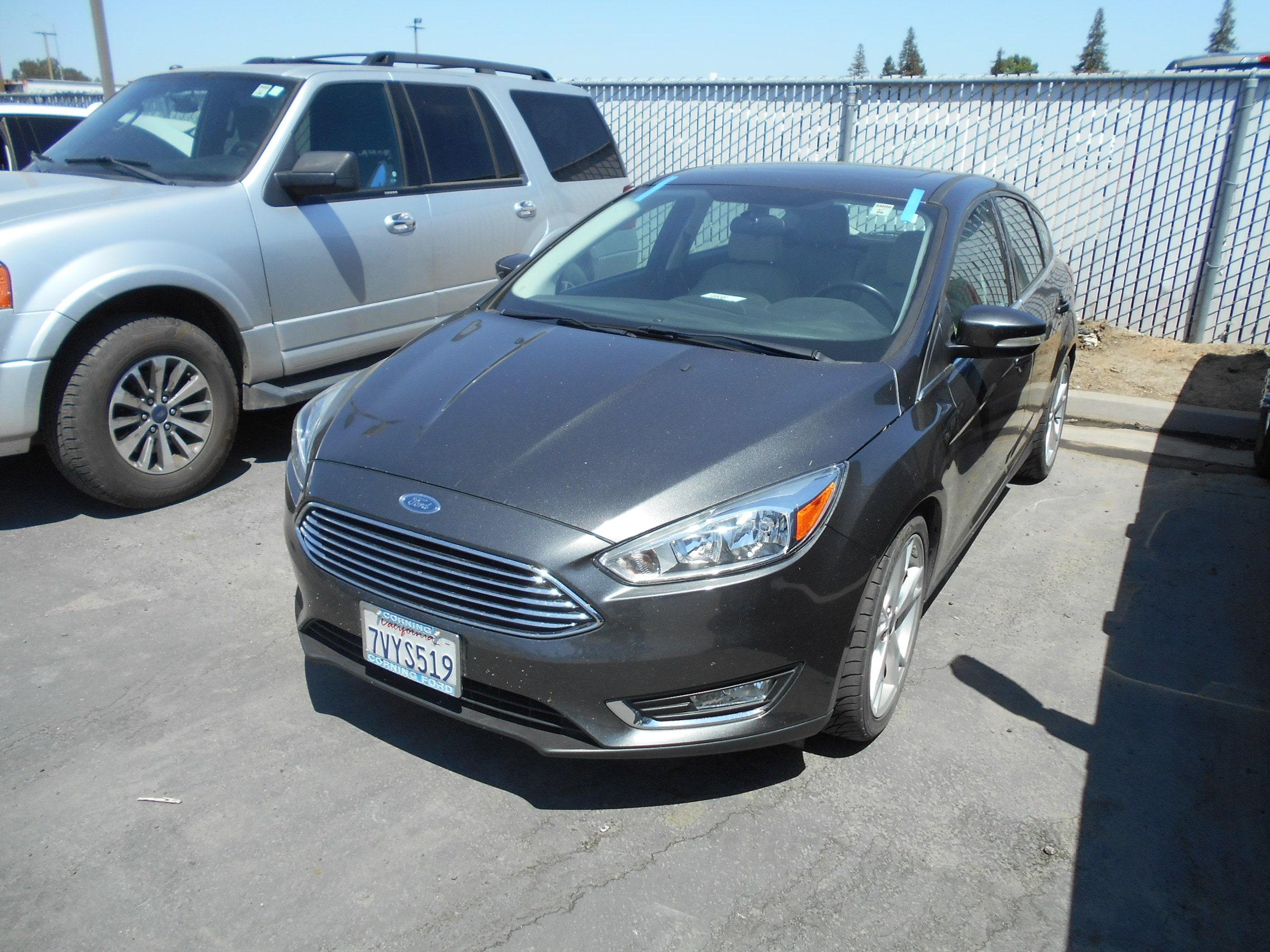 2016 Ford Focus Hatchback