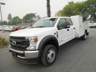 2020 Ford F-450 Chassis XL Crew Cab