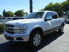 New Ford cars, trucks, and SUVs 2019 Ford F-150 King Ranch Super Crew for sale near you in Corning, CA