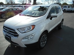 Used cars, trucks, and SUVs 2019 Ford EcoSport Titanium SUV for sale near you in Corning, CA