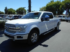 New Ford cars, trucks, and SUVs 2019 Ford F-150 Lariat Crew Cab 5 1/2 bed for sale near you in Corning, CA
