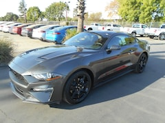 New Ford cars, trucks, and SUVs 2020 Ford Mustang Base Coupe for sale near you in Corning, CA