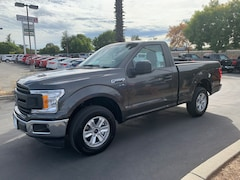 New Ford cars, trucks, and SUVs 2018 Ford F150 XL Regular Cab for sale near you in Corning, CA