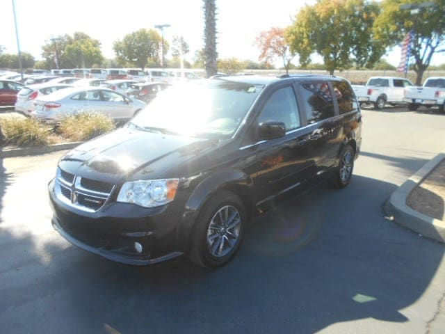 Featured new and used cars, trucks, and SUVs 2017 Dodge Grand Caravan VAN for sale near you in Corning, CA