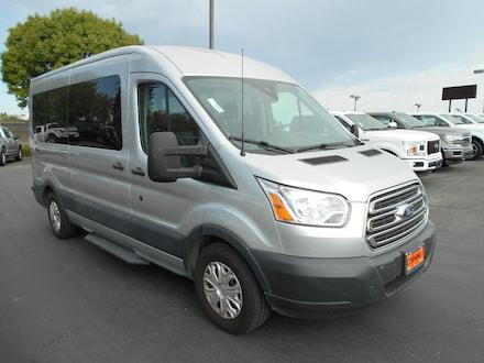 2016 Ford Transit 350 XLT Wagon