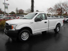 New Ford cars, trucks, and SUVs 2020 Ford F-150 XL Regular Cab for sale near you in Corning, CA