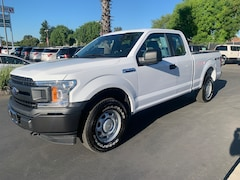 New Ford cars, trucks, and SUVs 2019 Ford F-150 XL Super Cab 6 1/2 Bed for sale near you in Corning, CA