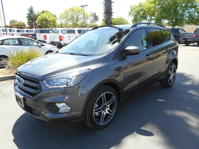 New 2019 Ford Escape SEL SUV Corning