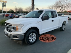 New Ford cars, trucks, and SUVs 2019 Ford F-150 XLT Super Cab 6 1/2 Bed for sale near you in Corning, CA