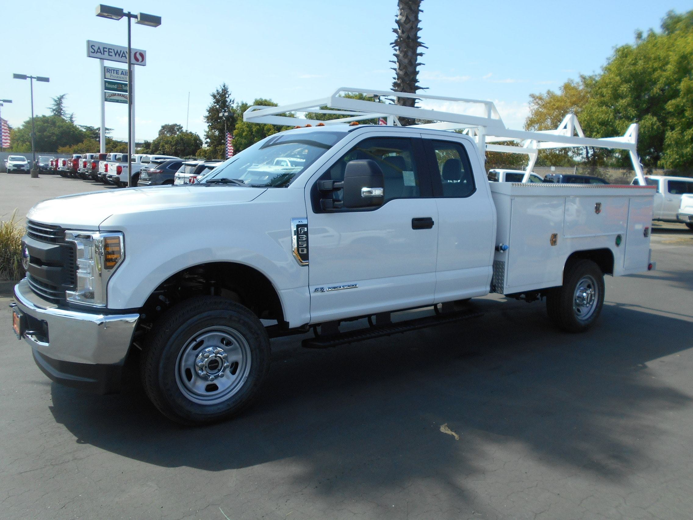 2019 Ford F-350 Chassis Cab and Chassis
