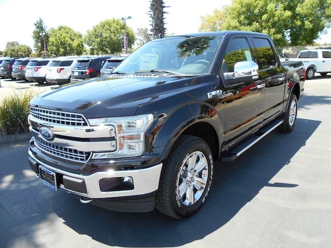 New 2019 Ford F-150 Lariat Crew Cab 5 1/2 bed Corning