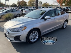 New Ford cars, trucks, and SUVs 2019 Ford Fusion SE Sedan for sale near you in Corning, CA