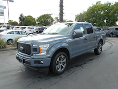 New Ford cars, trucks, and SUVs 2019 Ford F-150 STX Super Crew for sale near you in Corning, CA