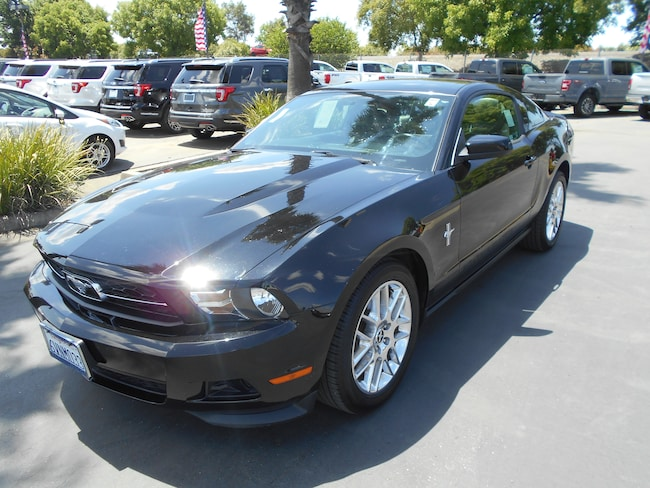 Used 2012 Ford Mustang Coupe Corning