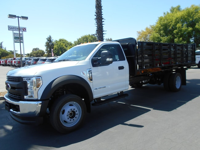 New 2019 Ford F-550 XL Chassis Corning