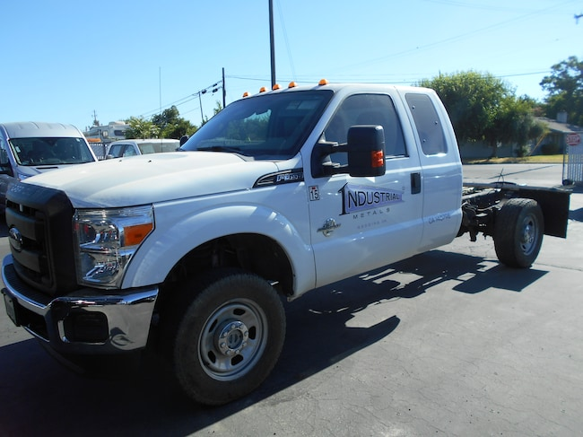 Used 2012 Ford F350 XL Chassis Corning