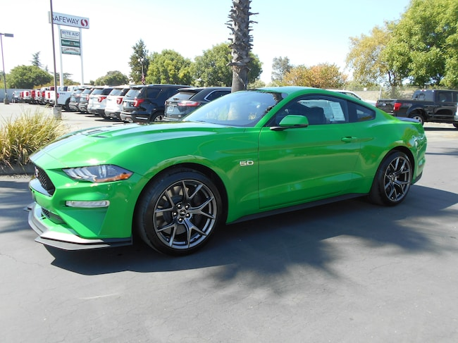 New 2019 Ford Mustang Coupe Corning