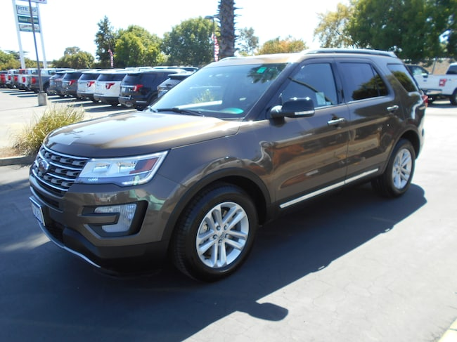 Used 2016 Ford Explorer XLT SUV Corning