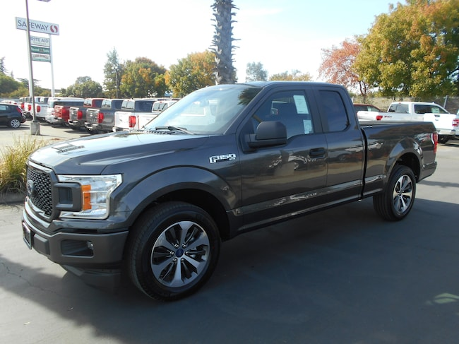 New 2019 Ford F-150 STX Super Cab 6 1/2 Bed Corning