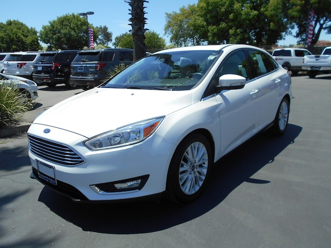 Used 2018 Ford Focus Titanium Sedan Corning