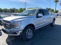 New Ford cars, trucks, and SUVs 2019 Ford F-150 Lariat Crew Cab 6 1/2 bed for sale near you in Corning, CA