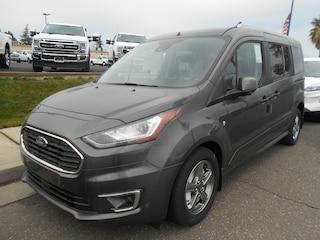 2021 Ford Transit Connect Titanium w/Rear Liftgate Wagon
