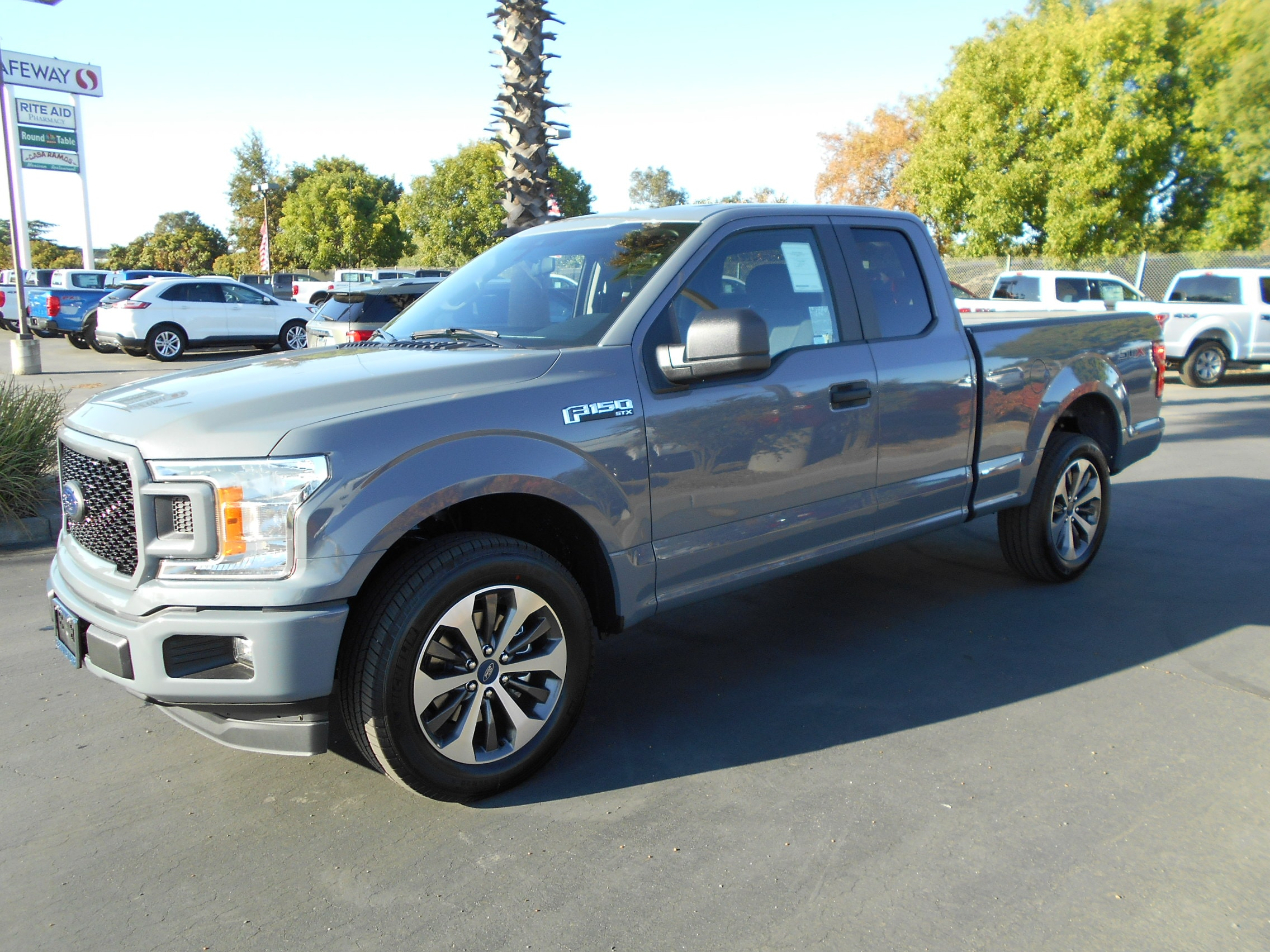 Featured new Ford cars, trucks, and SUVs 2019 Ford F-150 STX Super Cab 6 1/2 Bed for sale near you in Corning, CA