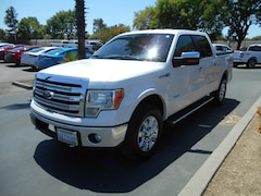 Used cars, trucks, and SUVs 2013 Ford F-150 Lariat Crew Cab 5 1/2 bed for sale near you in Corning, CA