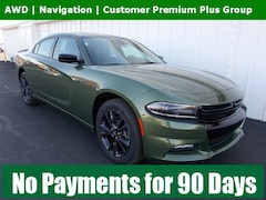 2020 Dodge Charger SXT AWD Sedan