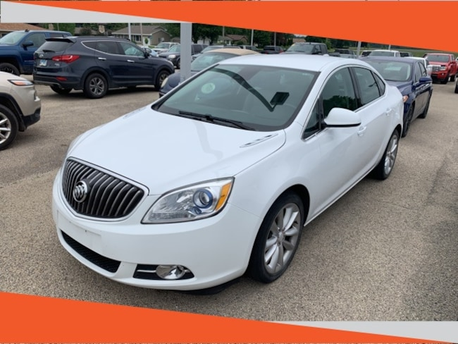 2015 Buick Verano Convenience Group Sedan