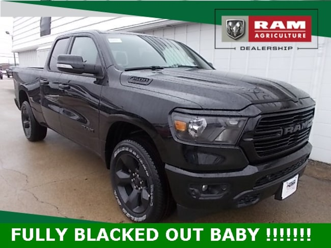 New 2019 Ram 1500 For Sale at Coronet Dodge Incorporated | VIN