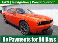 2020 Dodge Challenger SXT AWD Coupe