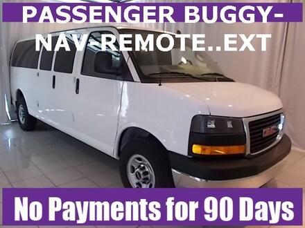 2019 GMC Savana 3500 LS Van Extended Passenger Van