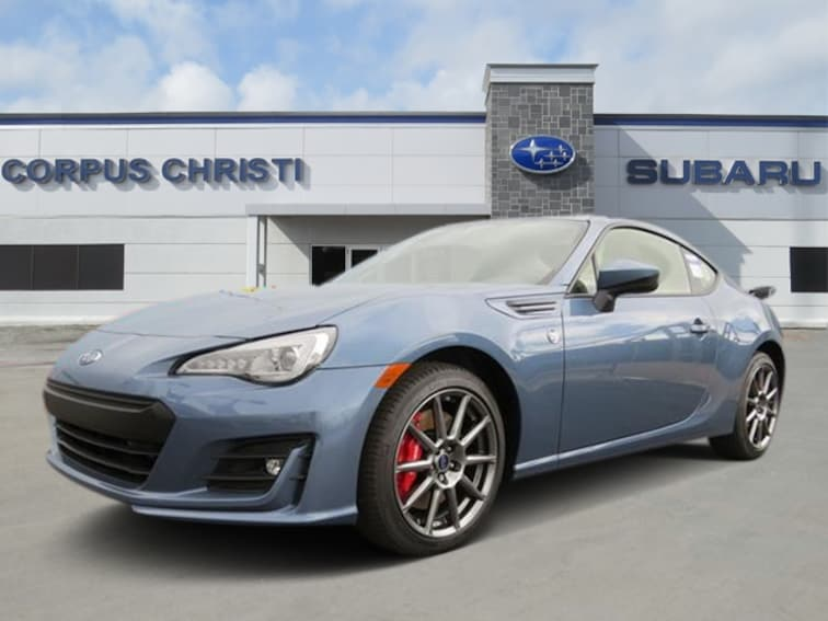 New 2018 Subaru BRZ Limited Coupe For Sale Corpus Christi, TX
